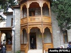 Алупкадагы Әхмәтхан Солтан музее