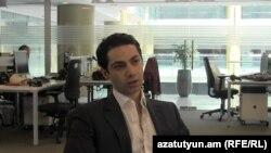 Экономист Самсон Аветян