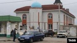 Мусульманський молитовний будинок, який невідомі намагалися підпалити 22 жовтня