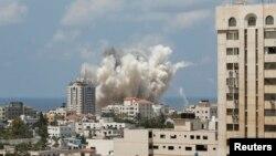 Napadi na Gazu, 9. avgust