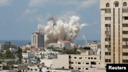 Обстріл Гази, 9 серпня 2014 року