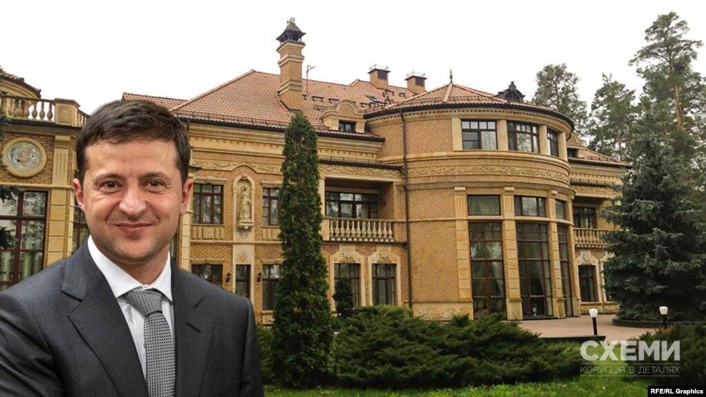 До президентства Зеленський засуджував політиків, які користуються державними пільгами та привілеями за рахунок бюджету та стверджував, що держрезиденції треба «віддати дітям»