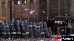 Sukobi u Alexandrii, 25. januar 2013
