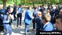 Володимир Путін у Севастополі, 19 серпня 2015 року