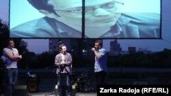 Ivan Bevc, Igor Štiks i Kruno Lokotar
