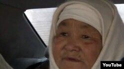Сандор Актаева, мать задержанного нефтяника Нарына Жарылгасынова.