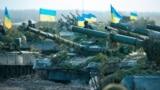 Українські військові на полігоні в Житомирській області, 21 листопада 2018 рок