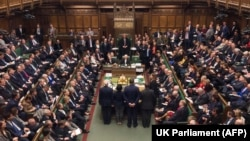 Parlamenti britanik