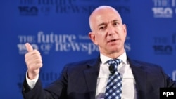 Jeff Bezos (Arxiv)