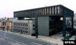 Будынак Радыё Свабода / Радыё Свабодная Эўропа 1995-2009