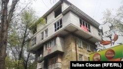 La Chișinău