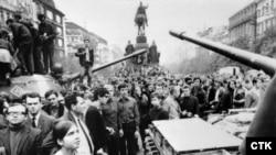 45 години од инвазијата врз Чехословачка