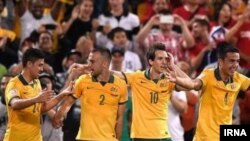 استرالیا، میزبان این دوره جام ملتهای آسیا در مرحله یک چهارم نهایی تیم ملی چین را با دو گل شکست داد.