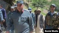 начальник полиции Бадахшана генерал Бободжон