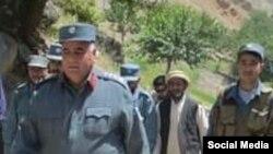 начальник полиции провинции Бадахшан генерал Бободжон