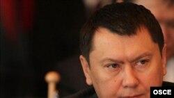 Первый зять республики на рабочем заседании ОБСЕ 30 марта