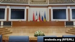 vendi ku do të mbahet samiti i Minskut