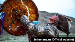 Фестиваль шаманов в Туве