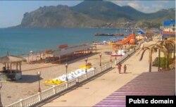 Koktebel, Krım