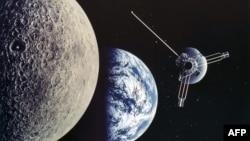 Mjesec i Zemlja