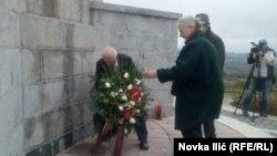 Članovi Udruženja položili su vence palim borcima na Kadinjači