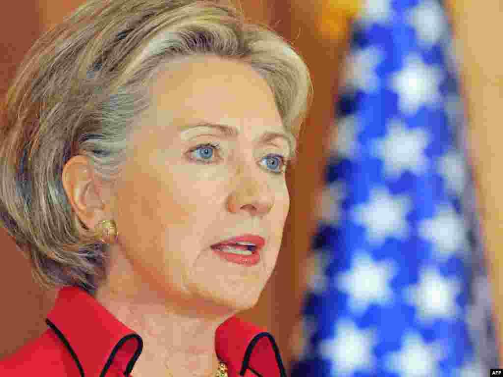 Hillary Clinton, državni sekretar SAD