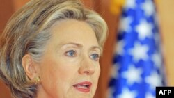 هیلاری کلینتون در سئول