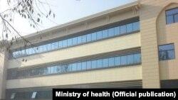 Кыргызско-турецкая больница в Бишкеке.
