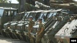 نیروهای «يونيفيل» مستقر در مناطق جنوبی لبنان