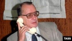 Игорь Голембиовский, легенда российской журналистики 90-х