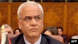 صائب عریقات؛ مذاکرهکننده ارشد فلسطینی