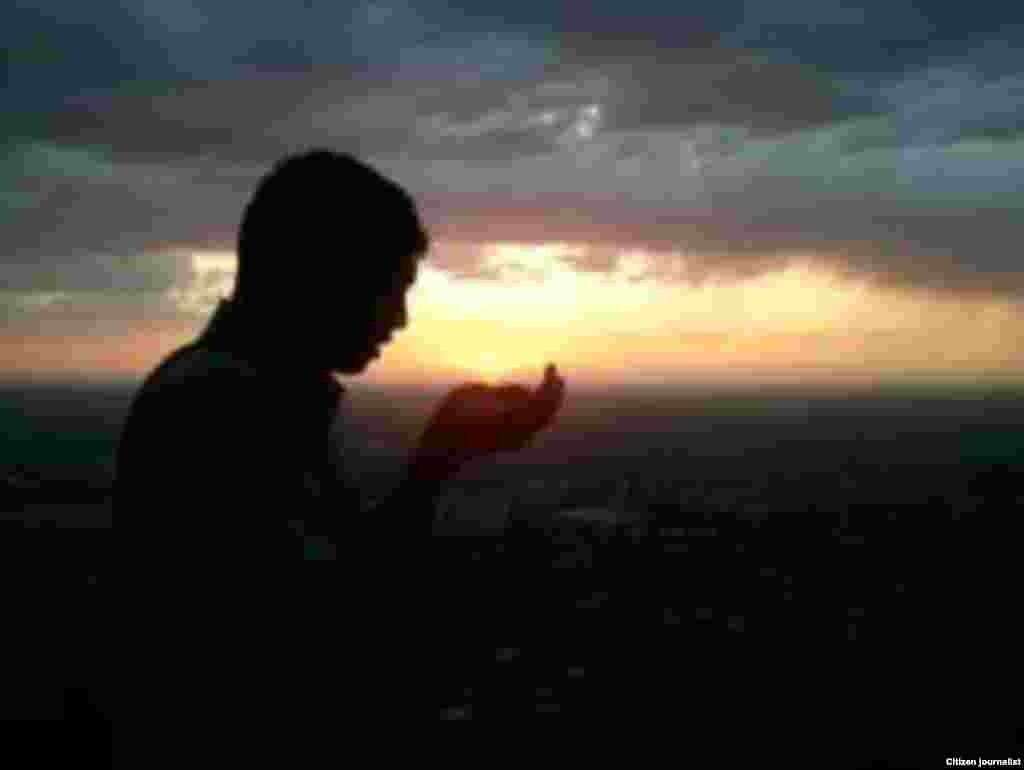 Солнце мое! На фото - мой сын Аскар. Прислала Айгуль Болатханкызы.