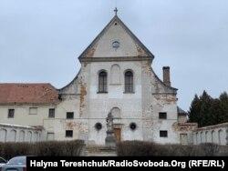 Костел монастирського комплексу капуцинів