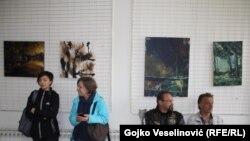 Izložba u galerji UDAS