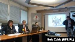 Konferencija za novinare ministra Mrsića