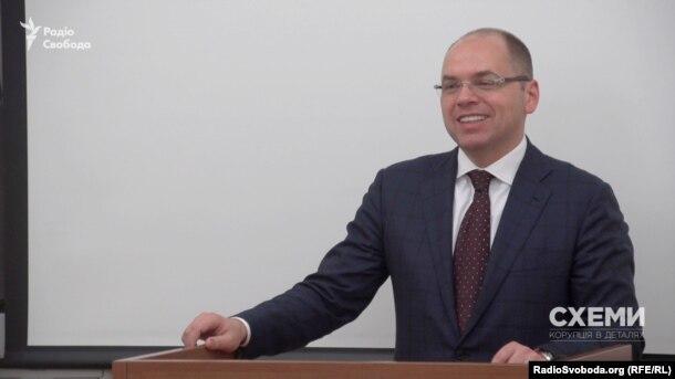 Максим Степанов, переможець конкурсу на посаду голови Одеської ОДА