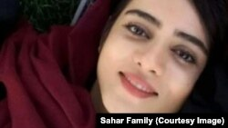 Sahar Khodayari died after setting herself on fire.