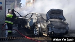 В провинции Гильменд 12 марта при взрыве погиб местный журналист.