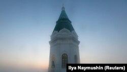 Часовня Параскевы Пятницы один из символов Красноярска