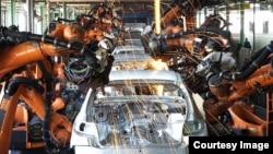ایران با دو پله صعود در رنکینگ جهانی خودرو سازان، به رده ۱۸تولیدکنندگان خودرو در جهان در سال ۲۰۱۶ رسید.