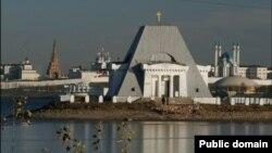 Казанны басып алучылар истәлегенә салынган чиркәү