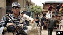 تحلیلگران می گویند که اکنون بیشتر باید بر روی آموزش نیروهای ارتش و پلیس عراق تمرکز کرد.(عکس: AFP)