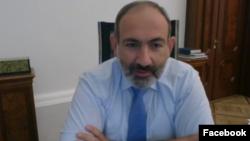 Премьер-министр Никол Пашинян