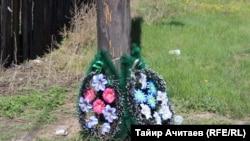 Место гибели жителя Усть-Абакана