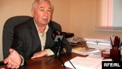 """Валерий Михайлов, главный редактор журнала """"Простор""""."""