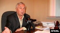 Валерий Михайлов, главный редактор журнала «Простор».
