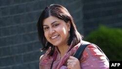 سعیده وارسی، نخستین وزیر زن مسلمان در پارلمان بریتانیا
