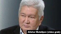 Кыргызстанский политик Феликс Кулов.
