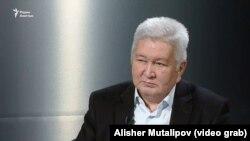 Феликс Кулов.
