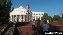 Ислам Каримов правил Узбекистаном с 1989 по 2016 годы; фото: Ц-1.